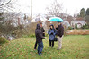 Sen. Jeanne Kohl-Welles at site 12-27-07 : Sen. Jeanne Kohl-Welles and Alex Welles toured the site and met with Toby Thaler, Marya Felenchak, Beckey Sukovaty and Catherine Anstett.