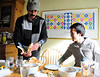 Amir - Kabsa lunch with Aki 2/26/12 : 