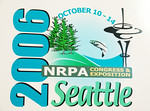 NRPA Conference 2006 : National Recreation and Park Association annual conference. Held in Seattle, October 2006, and attended by more than 10,000 participants.