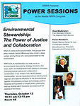NRPA: Environmental Stewardship: The Power of Justice and Collaboration : Panel with: