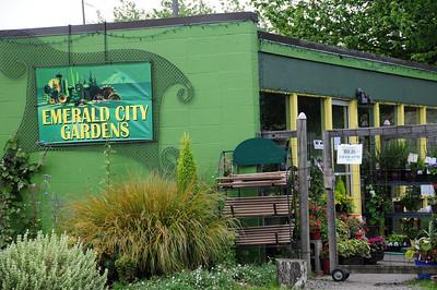 Emerald City Gardens July 2008