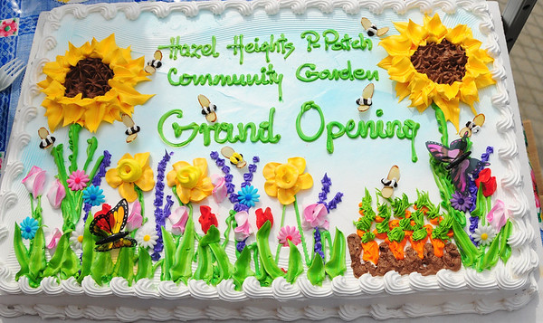 Hazel Heights Grand Opening!  March 21, 2010