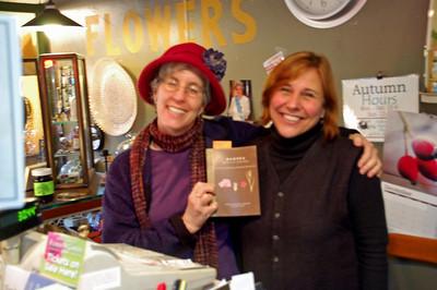 Hazel Heights benefit at Fremont Gardens 12-10-06