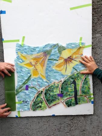 Mosaic Installation - Summer 2013