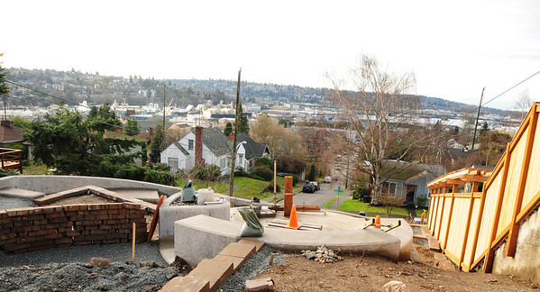 Construction - January 9, 12 and 13, 2010