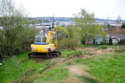 Pre-Construction April 2009