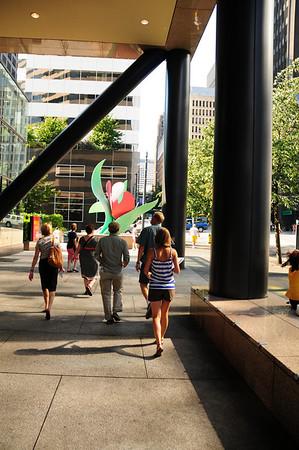2009 tour - preliminary walkthrough 7-26-09